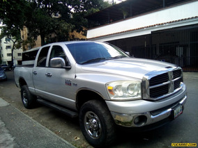 Dodge Ram Pick-up 2500 Dob. Cab. Slt 4x4 - Automatico