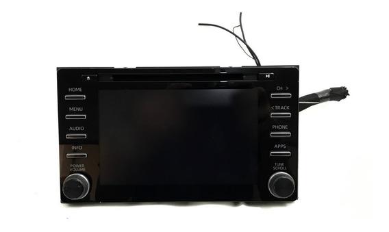 Radio Painel Tela Multimídia Toyota Corolla R19194