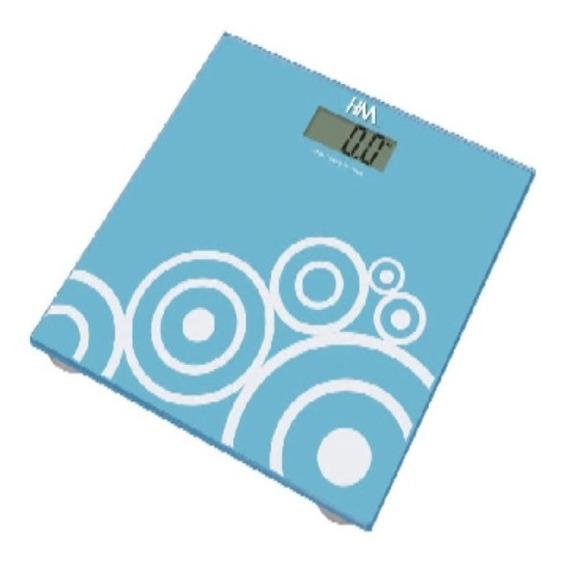 Bascula Hypermark Daisy Azul Hm0014b -end