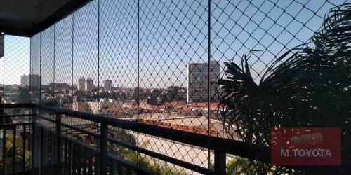 Imagem 1 de 29 de Apartamento À Venda, 82 M² Por R$ 500.000,00 - Jardim Flor Da Montanha - Guarulhos/sp - Ap0056