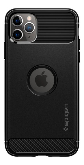 Funda Para Celular iPhone 11 Pro Max Rugged Armor Spigen