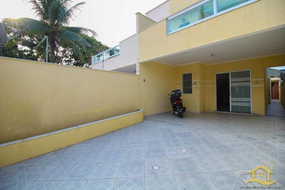 Casa No Bairro Vila Romar Em Peruíbe - Lcc-3133