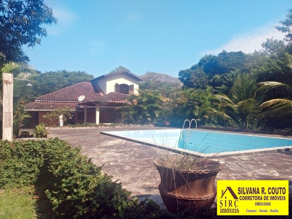 Chácara 1.380 M² Com Casa 4 Qts- Itaocaia Valley - R$ 380 Mil - 305
