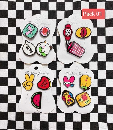 Pack 4 Sets De Pines