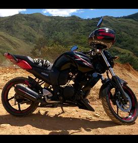 Hermosa Yamaha Fz Byson Excelente Estado