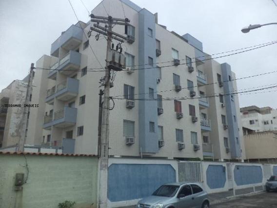 Cobertura Para Venda Em Cabo Frio, Braga, 2 Dormitórios, 1 Suíte, 2 Banheiros, 1 Vaga - Cob 027