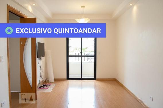 Apartamento No 1º Andar Com 2 Dormitórios E 2 Garagens - Id: 892974227 - 274227