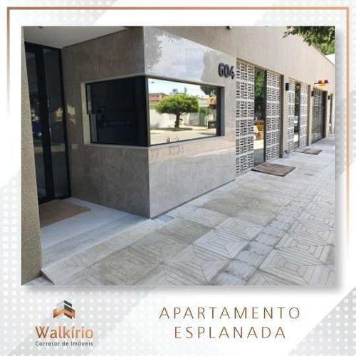 Imagem 1 de 12 de Apartamento Com 3 Dorms, Esplanada, Governador Valadares - R$ 600 Mil, Cod: 319 - V319