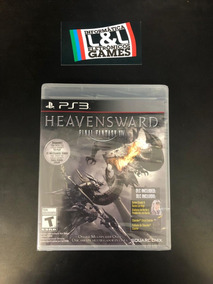 Final Fantasy Xiv Heavensward Expansion Pack Ps3 Lacrado