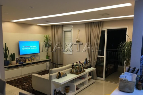 Lindo Apartamento Com Varanda Gourmet - Mi82565