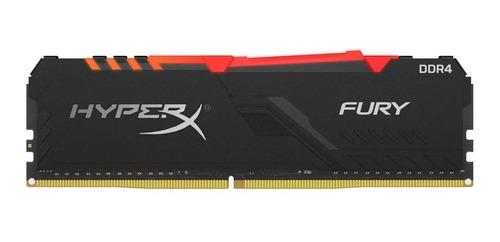 Memoria RAM 8GB 1x8GB Kingston HX432C16FB3A/8 HyperX Fury
