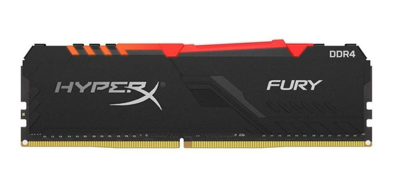 Memoria RAM 8GB 1x8GB Kingston HX432C16FB3A/8