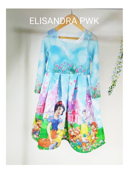 Vestido Tematico Línea Light Premium