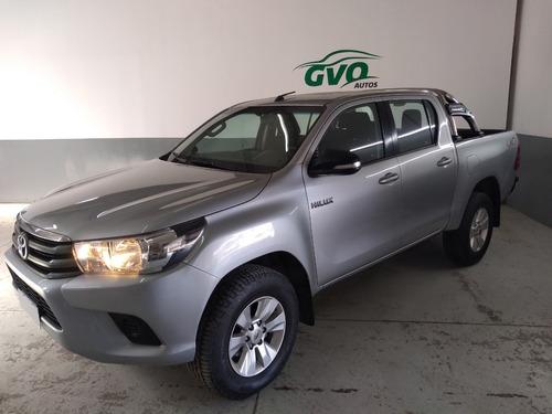 [merc] Toyota - Hilux 4x4 Cd Sr 6mt 2.8 Tdi 2016