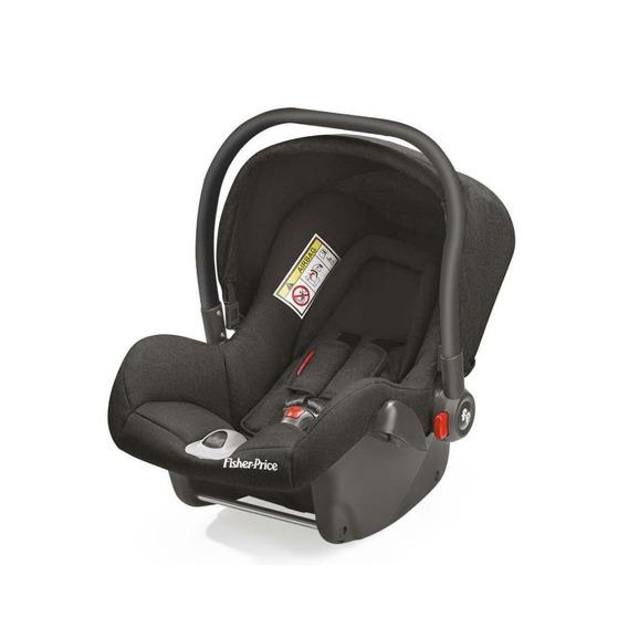 Bebê Conforto 0+ (13kgs) Fisher Price Preto Bb568