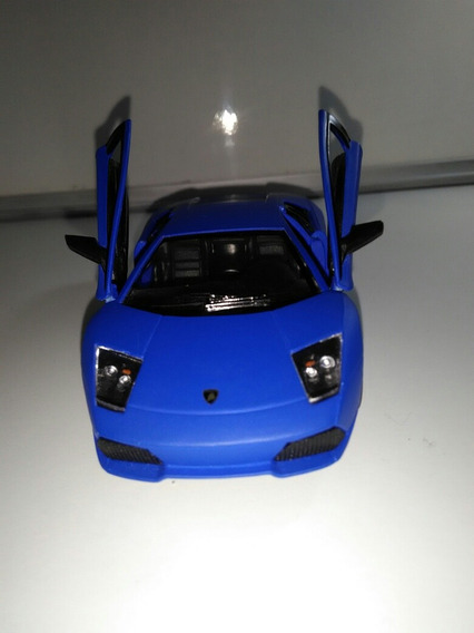 Miniatura Lamborghini Coleção Escala 1:32