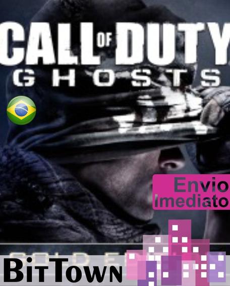 Call Of Duty Ghosts | Ptbr | Original 2 | Bittown