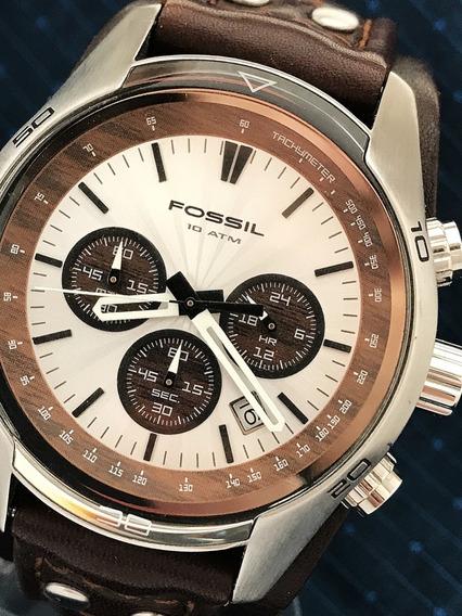 Cronógrafo Masculino Fossil Grandão, Conheça Nossos Relógios