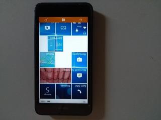 Celular Nokia Lumia 635 Dual Chip Preto - Estado De Novo