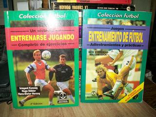 Pack Entrenarse Jugando Y Entrenamiento De Futbol