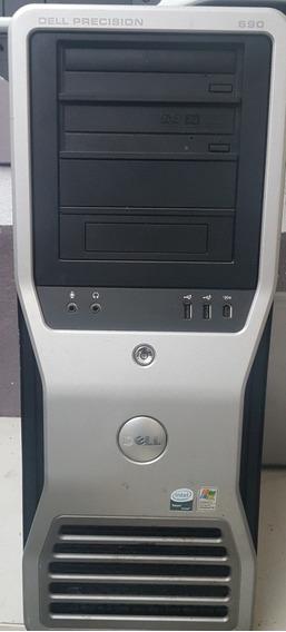 Servidor Dell Precision 690 Dual Xeon