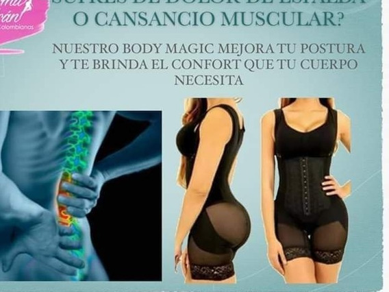 Faja Remodeladora Body Magic Ardyss