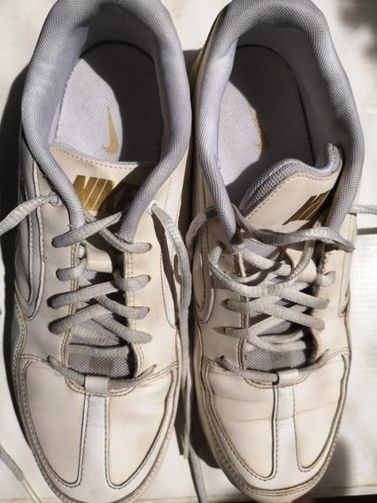 Zapatillas Nike Blancas Us 9.5 Eur 41
