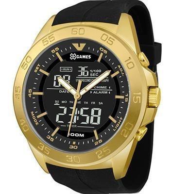 Relógio X-games Modelo Xmgpa004 P2px Masculino Anadigi