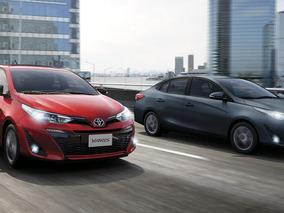 Toyota Yaris S Cvt Hatchback