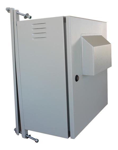 Rack Outdoor Com Ventilação E Suporte 22x46x50cm