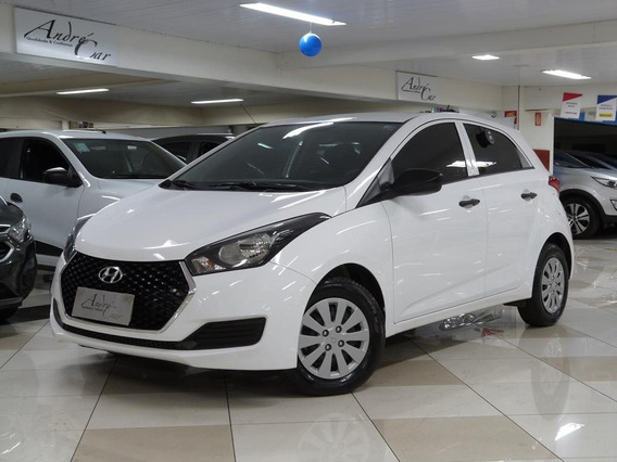 Hyundai Hb20 1.0 Unique 12v Flex 4p Manual
