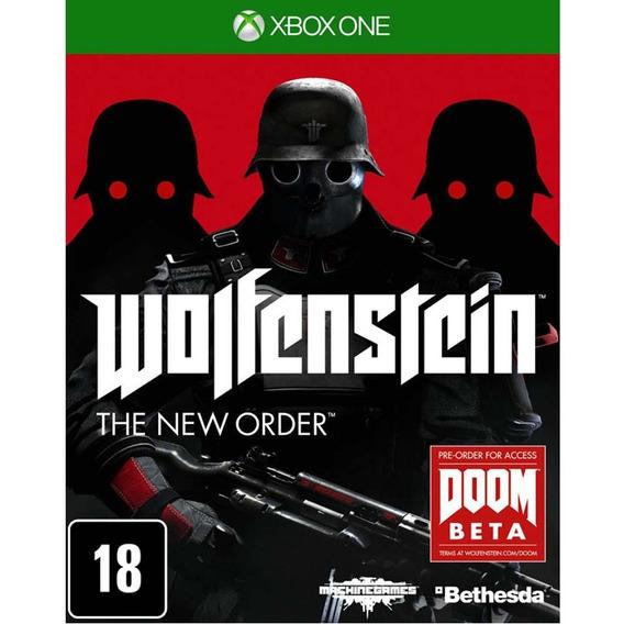Jogo Wolfenstein The New Order Xbox One