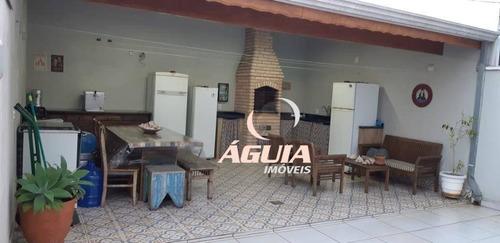 Apartamento Com 2 Dormitórios À Venda, 63 M² Por R$ 415.000,00 - Vila Homero Thon - Santo André/sp - Ap2281