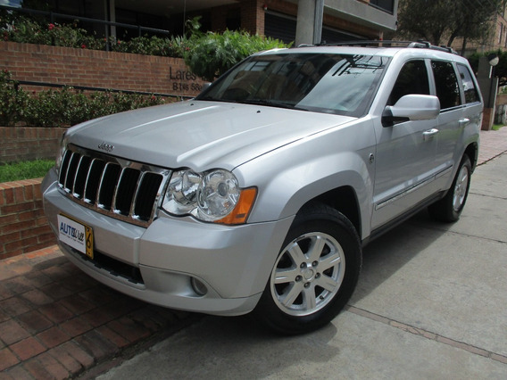 Jeep Grand Cherokee Limited At 4700cc 4x4 Sun Roof