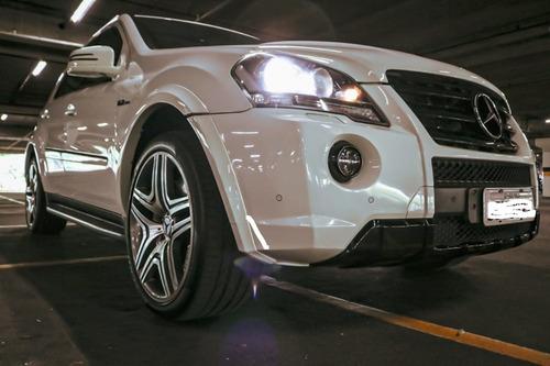 Mercedes-benz Ml 63 Amg 2011 Nova