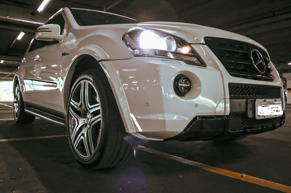 Mercedes-benz Ml 63 Amg 2011 Nova