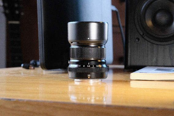 Lente Fujifilm 50mm F2 Wr P/ Xpro2 Xt3 Xt30 Xe3 Xt20 Xt2 Xe2
