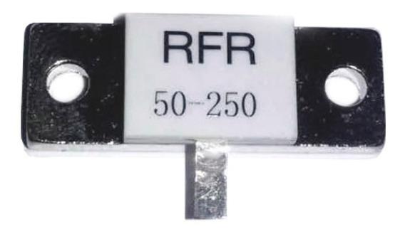 Lote 6 Peças Resistor Carga Fantasma 50 Ohms 250w Dummy Rfr