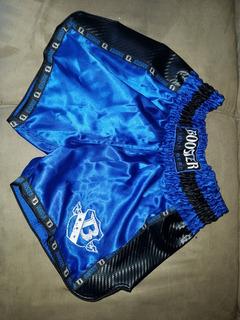 Short Muay Thai , Kick Boxing Talle S .