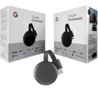Chrome Cast 3ra Gen Hdmi Wifi Dual Band Envío Gratis