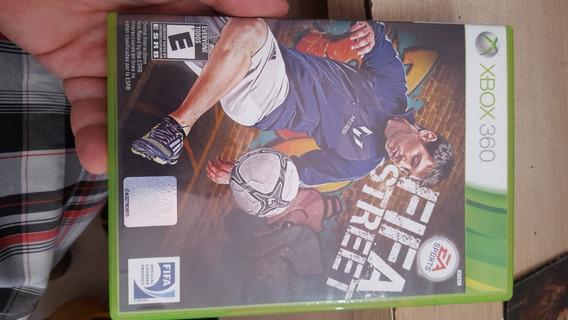 Fifa Street Xbox 360 Mídia Física Impecável