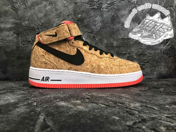 Zapatos #nike#air#force1 Mid Cork Af1