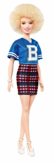 Barbie Fashionista Colecionador Negra Black Loira