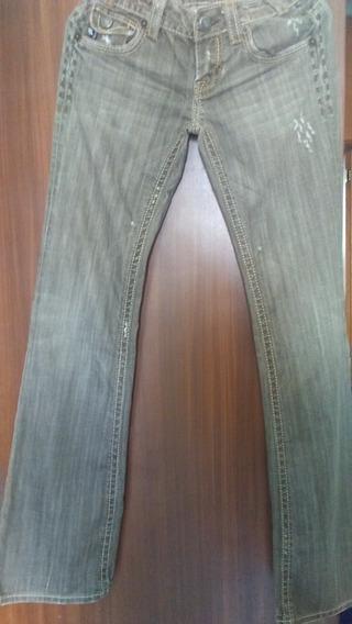Pantalones Jean Para Dama 5verdes