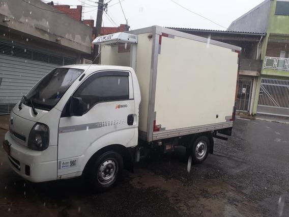 Kia Bongo 2.5 Std 4x2 Rs Turbo Refrigerada -10