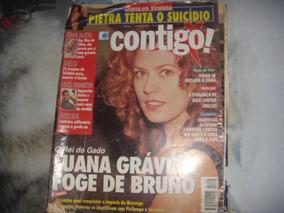 Contigo Nº1091 - Angelica / Galisteu / Close / Patricia Pila