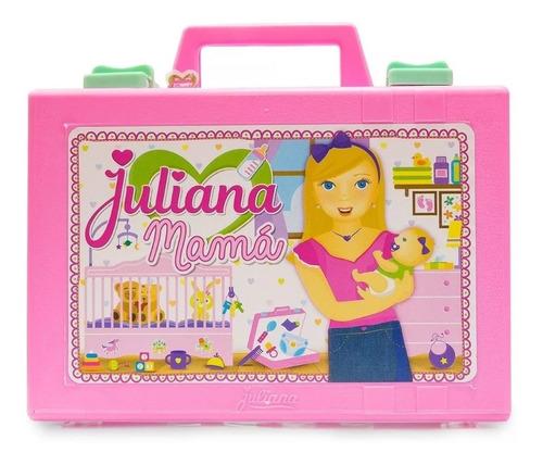 Valija Juliana Mamá Con Accesorios Original