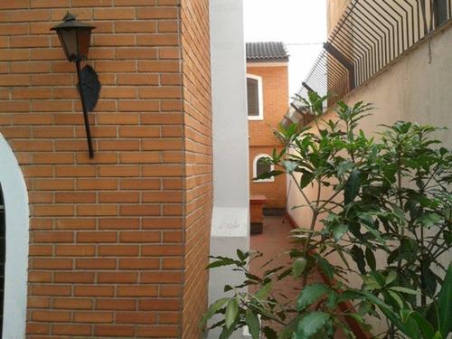 Sobrado Com 4 Dormitórios À Venda, 270 M² Por R$ 1.150.000,00 - Santo Amaro - São Paulo/sp - So0017