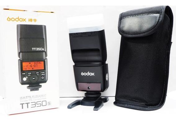 Flash Godox T350 Para Câmeras Sony Alpha A6500 A6400 A6300