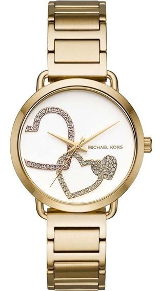 Vanité Reloj.michael Kors Original Para Dama Mk Mujer